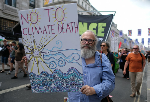 No To Climate Death!, From FlickrPhotos