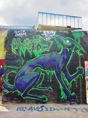 Avoid / Dok Noord - 11 jul 2018 (Ferdinand 'Ferre' Feys) Tags: gent ghent gand belgium belgique belgië streetart artdelarue graffitiart graffiti graff urbanart urbanarte arteurbano ferdinandfeys bestof2018be