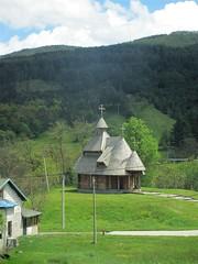 Small chapel near Šargan-Vitasi station, Serbia (Paul McClure DC) Tags: mokragora srbija serbia zlatibor balkans may2016 scenery church architecture historic užice orthodox