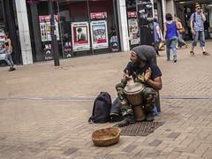 Tumbadora (Charliebubbles) Tags: olympusem10markiii panasoniclumixg20mmf17asph london croydon photoshopcc candid street 2018 crewe cheshire unitedkingdom