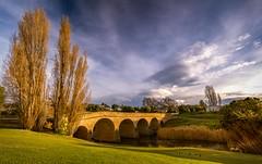 Richmond Bridge (jenni 101) Tags: wideangle goldenhour historicbridge richmond richmondbridge tasmania nikond7200 photographybyjen sigma1020mm winterinaustralia