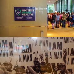 2018.07.17 #ProtectTransHealth Rally, Washington, DC USA 565