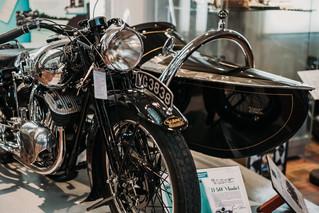 Brooklands Museum   June 2018