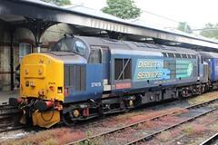 Class 37 (R.K.C. Photography) Tags: class37 diesel locomotive loco classic englishelectric directrailservices 37419 carlhaviland train norwich norfolk england uk unitedkingdom canoneos100d
