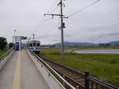 Kohnan Line (しまむー) Tags: panasonic lumix gx1 g 20mm f17 asph natural train tsugaru free pass 津軽フリーパス