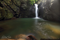 Light Comes Down (engrjpleo) Tags: nonokfalls water waterfall falls real quezon calabarzon philippines waterscape landscape rock longexposure ndfilter