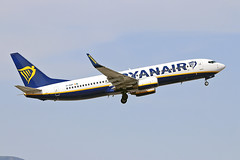 EI-DAP Boeing 737-8AS Ryanair AGP 18-06-18 (PlanecrazyUK) Tags: lemg malaga–costadelsolairport malaga costadelsol eidap boeing 7378as ryanair agp 180618
