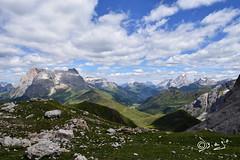 Val di Fassa - Italy (Biagio ( Ricordi )) Tags: dolomiti fassa tires valdifassa trentino italy valduron campitellodifassa