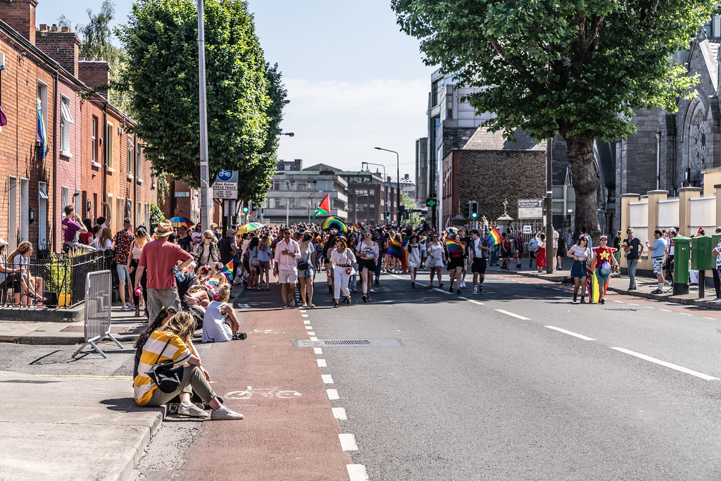 ABOUT SIXTY THOUSAND TOOK PART IN THE DUBLIN LGBTI+ PARADE TODAY[ SATURDAY 30 JUNE 2018]-141803