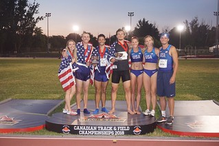 2018  Canadian Track & Field Championships