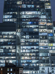 Offices To Let (JH Images.co.uk) Tags: london theshard shard office windows night business window skyscraper skyscrapers