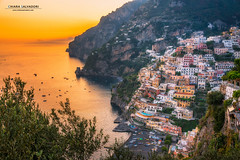 Positano (Chiara Salvadori Ph) Tags: costieraamalfitana diaridiviaggio travelphotography beautiful colors italy landscape lifestyle living magazine marcopolo mediterranean napoli outdoors positano premium reportage scenery sea sundown sunset travel viaggi