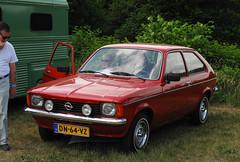 1979 Opel Kadett City Automatic (rvandermaar) Tags: 1979 opel kadett city automatic opelkadett sidecode4 dn64vz c kadettc opelkadettc rvdm