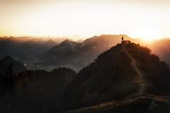 Sunset Mood (Clickpix) Tags: tyrol alps landscape mountain nature sunset austria places sun