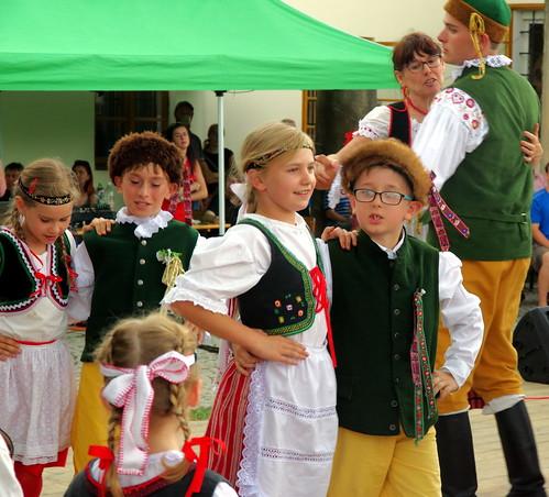 21.7.18 Jindrichuv Hradec 4 Folklore Festival in the Garden 221