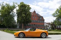 Tesla Roadster 2.0 (synecto) Tags: tesla roadster ev elektrofahrzeug sportwagen sport musk elon
