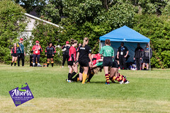 July20.ASGRugby.DieselTP-1224 (2018 Alberta Summer Games) Tags: 2018asg asg2018 albertasummergames beauty diesel dieselpoweredimages grandeprairie july2018 lifehappens nikon rugby sportphotography tammenthia actionphotography arts outdoor photography