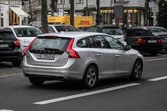 Switzerland (Glarus) - Volvo V60 D4 (PrincepsLS) Tags: switzerland swiss license plate gl glarus germany berlin spotting volvo v60 d4