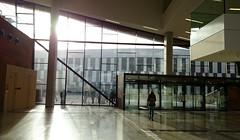 TC D1 Teaching Center and Departments WU Wien, 11 (mcorreiacampos) Tags: architektur wu wien busarchitektur campus architecture contemporaryarchitecture zeitgenössischearchitektur vienna austria universität university nurderschönheitwegen