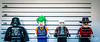 Usual suspects (Frédéric J) Tags: lego toys legophotography vader freddy joker jason