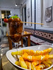 Lekker Jo (cheesy fries and sausage) Kita-kita Food Studio, Surabaya, Indonesia (almarams) Tags: kitakitafoodstudio surabaya food culinary cuisine fries sausage