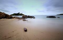 Douceur matinale ... (Eric DOLLET - Ici et ailleurs) Tags: ericdollet bretagne poselongue stbriac plage