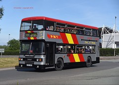 my sister is a private dancer..did you know ? (D Stazicker Photography) Tags: g757xre ecw leyland all olympian pmt stoke trent