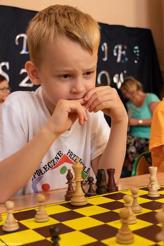 VIII Turniej Szachowy Przedszkolaków o Mistrzostwo Świdnicy-19