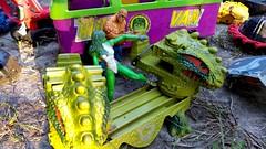 Paprihaven 1386 (MayorPaprika) Tags: lgv20 lgvs995 112 custom diorama toy story paprihaven action figure set fantasticfour bengrimm thething marvellegends shehulk jenniferwalters hulk van motu mastersoftheuniverse heman dragonwalker