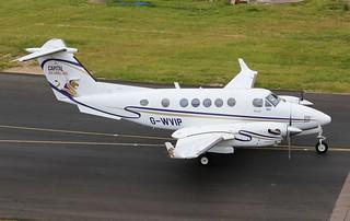 G-WVIP Beech B200 King Air