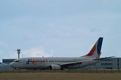 Berlin SXF 22.6.2018 Fly Egypt Boeing 737-800 (rieblinga) Tags: berlin sxf schönefeld flughafen 2262018 boeing 737800 fly egypt