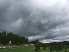 (vbchick004) Tags: southdakota weather wildwest nature greys sky clouds storm