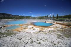Yellowstone (Walcher Franz) Tags: yellowstone park parks nationalpark us geyser natur nature