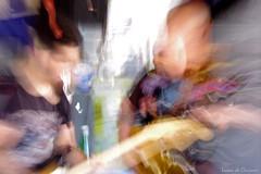 Southern Spirit (Loran de Cevinne) Tags: lorandecevinne flou flouartistique france southernspirit guitar guitare guitariste basse bassiste concert live rock rockband rockfrançais laseynesurmer lessablettes var people musicien musiciens gibson fender pentax tribute blur