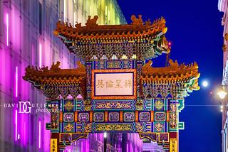 Chinatown, London, UK