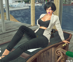 Are you looking for hiring an assistant manager ? (bettyfl) Tags: betty bettyfl assistant manager assistantmanager secretary workinggirl business office milf employee employer fashion fashionista fashionlover elegant elegance casual smart chic pants jacket top badges model modeling sexy naughty pose posing opensim hypergrid os hg