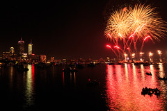 Boston, 4th July 2018 (chris_brearley) Tags: 4july backbay boats boston celebration charlesriver citgo fenway fireworks independenceday july4 kayaks prudential prudentialcenter river