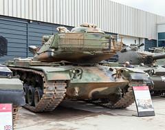 M60 28th April 2018 #1 (JDurston2009) Tags: m60 tigerday tigerdayix bovington bovingtoncamp dorset mbt tank tankmuseum thetankmuseum