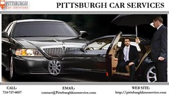 Say Your Vows While Pittsburgh Executive Limousine Service Speaks for Itself