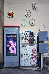 Jun 17, 2018 (pavelkhurlapov) Tags: basrelief advertisement graffiti corner cityscape colors art