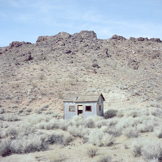 shack. mojave desert, ca. 2018.