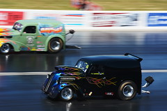 Fordson_0762 (Fast an' Bulbous) Tags: racecar drag race car vehicle motorsport fast power acceleration santapod outdoor automobile nikon d7100 gimp