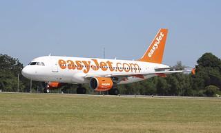 OE-LKE Airbus A319-111 easyJet Europe
