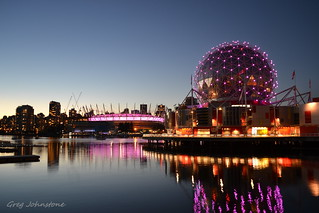 Vancouver At Night - 13
