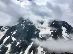 Savoie S007. (Joanbrebo) Tags: clouds nuages nubes nuvols iphone365 iphonex mountains montagne montaña muntanya paisatge paisaje landscape france savoie lesarcs