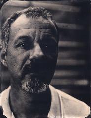 Jérôme II (Troisième type) Tags: collodion wetplate collodionhumide portrait busch pressman 4x5 lelabodutroisieme
