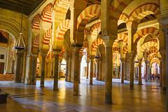 Mezquita Kathedrale in Cordoba (clemensgilles) Tags: espagne españa andalusien andaluz spanien spain moschee mosque kathedrale cathedral cordoba mezquita