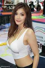 DSC05751 (Pitchayaarch) Tags: showgirl boothbabe sexy model cute pretty beautiful cuties sony sonya6000 sel18105g convention fair expo exhibition autoshow carshow motorshow bikeshow bangkokinternationalautosalon2018 bias2018 girl thaigirl bangkok thailand