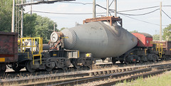 INLX 133 (chrisibbotson) Tags: bottle cars bottlecar norfolksouthern b3t railroad ns doltonil railfan usa chrisibbotson