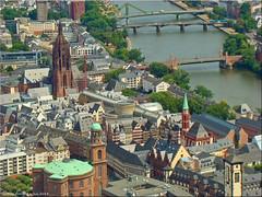 Frankfurt am Main - Blick auf die Altstadt
